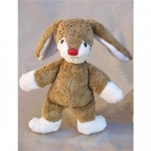 Öko Stofftier Benni, der Hase aus Bio-Baumwolle | Kallisto