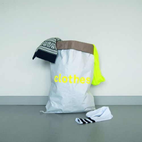 "Alt Papiersack ""Clothes"" (Kleidung) | kolor"