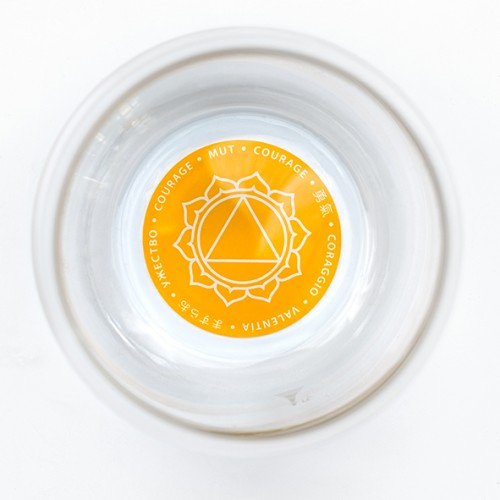 Becher Mythos 3. Chakra Solar-Plexus