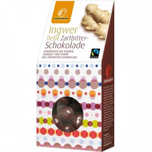 Glutenfrei: Ingwer liebt Zartbitterschokolade | Landgarten
