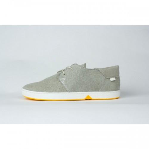 OAT Shoes – Sneaker Dünen Grasgrün
