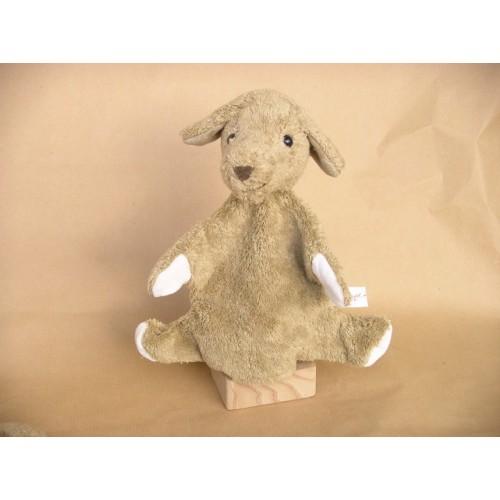 Handpuppe Hund Bio Baumwolle | Kallisto