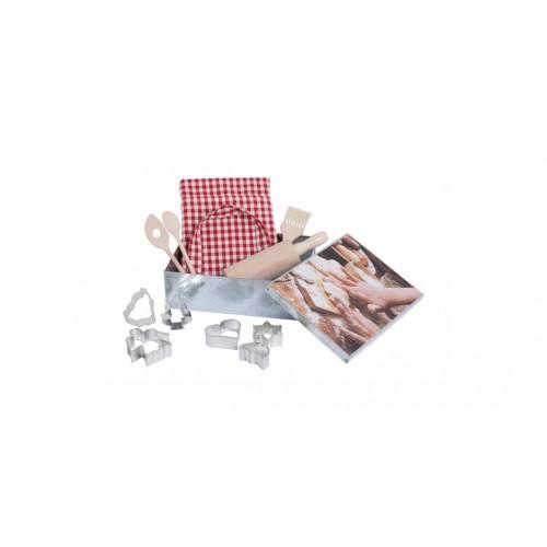 Kinder-Keks-Kiste - Öko Backset für Kinder | Redecker