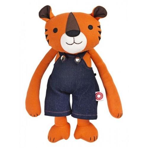 Tierpuppe Tiger Jeppe