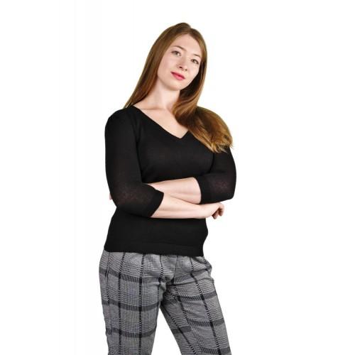 Pullover Bella 100% Baby Alpaka für Damen | AlpacaOne
