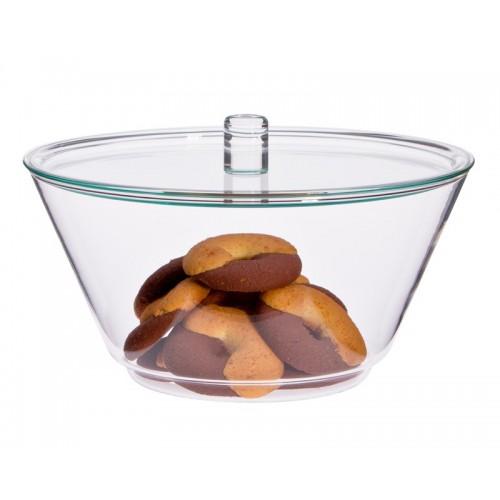 Glas Schüssel GLOBE 1,5 L | Trendglas Jena