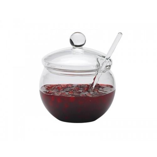 Marmeladenglas mit Deckel 0,25 l