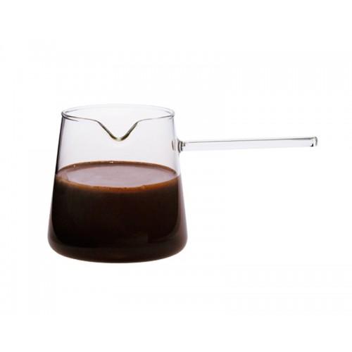 Glas Kaffeekanne IBRIK 0,5 l