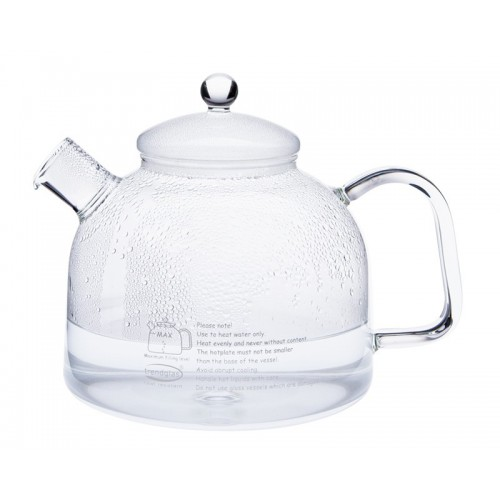 Wasserkocher mit Glasdeckel 1,75 l