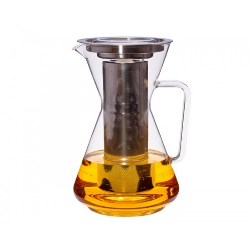 Teekanne MORA 1,5 l mit Edelstahlfilter
