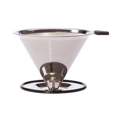 Edelstahlfilter fur POUR OVER Kaffee | Trendglas Jena