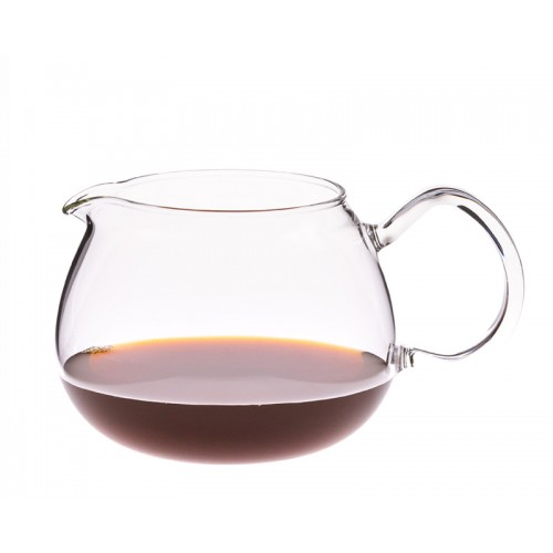 PRETTY POT: Krug - Glaskännchen 0,5 l | Trendglas Jena