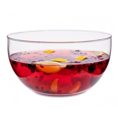 Salatschüssel - Glasschüssel 4 Liter | Trendglas Jena®