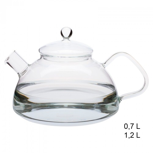 Trendglas Jena Glaswasserkocher NOVA mit Glasdeckel
