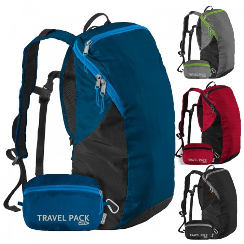Recycling Rucksack Travel Pack rePETe™ | ChicoBag