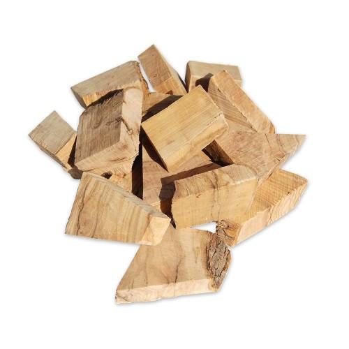 Unbearbeitetes Olivenholz für DIY-Kreationen 1 kg » D.O.M.