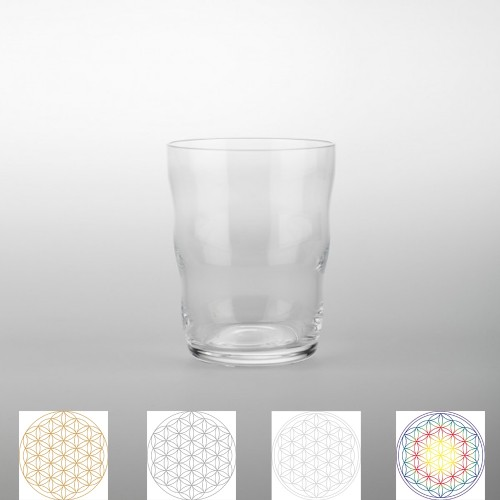 Nature's Design Trinkglas Jasmina - Wasserglas