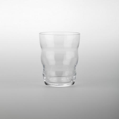 Nature's Design Trinkglas Jasmina Weiß