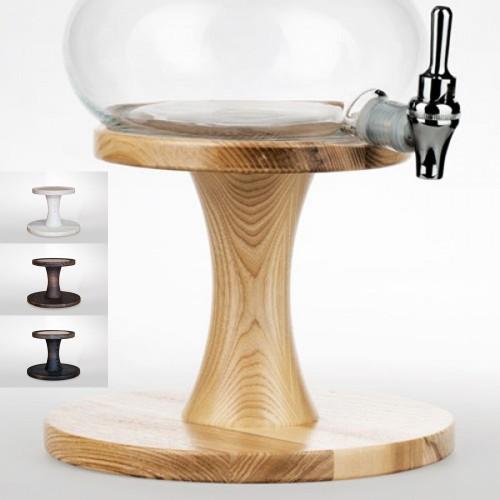 Nature's Design Eschenholz Unterbau für Karaffe Beauty 5 Liter