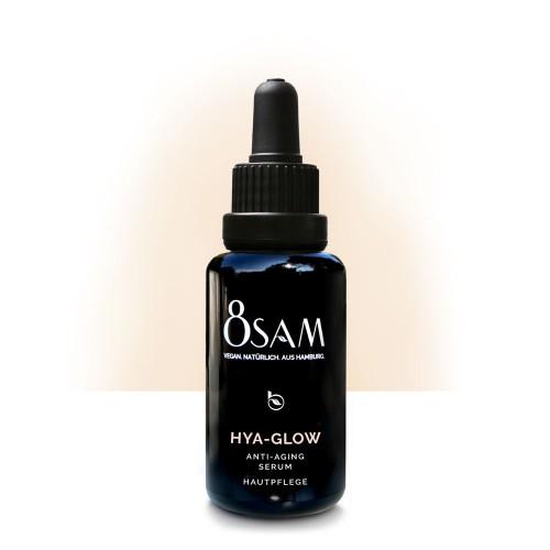 8SAM HYA-GLOW Anti-Aging Serum vegan