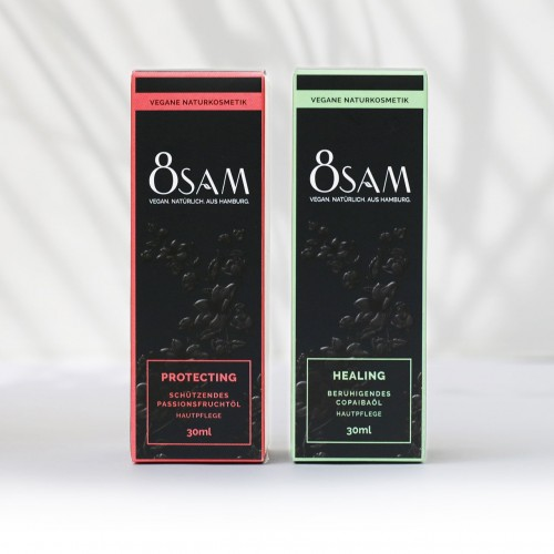8SAM SET NO8 - SOS-Hautpflegeset