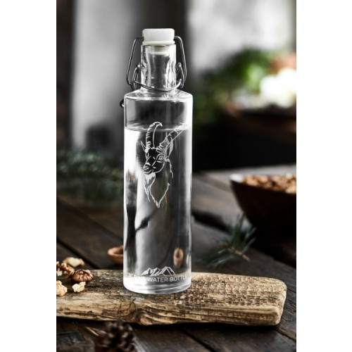 Nature's Design Alpine Water Bottle 0.6 l Steinbock