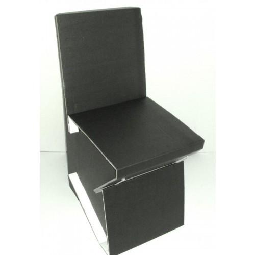 Papas Stuhl aus recycelbarer Pappe | Papp à la Papp