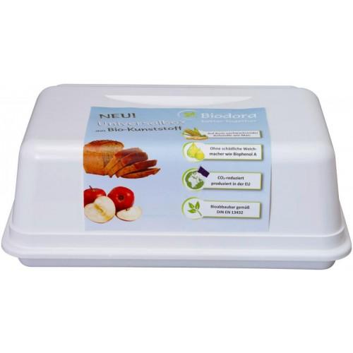 Frischhaltebox aus Biokunststoff von Biodora