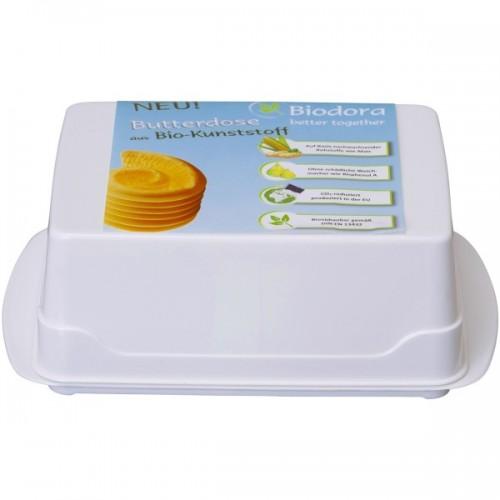 Butterdose aus Biokunststoff von Biodora