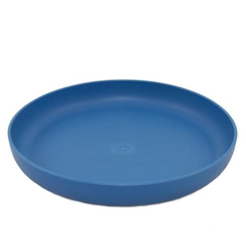ajaa! Bunte Teller aus Biokunststoff, Blau
