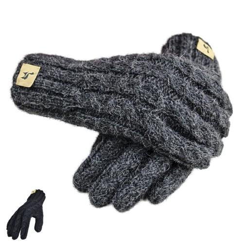 Alpaka Handschuhe Milena für Damen, handgestrickt | AlpacaOne