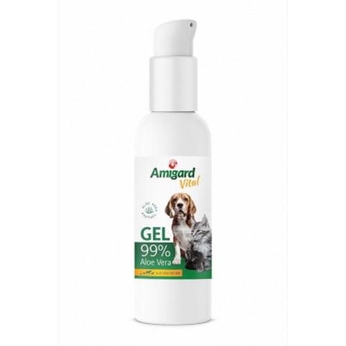 Amigard Aloe Vera Gel für Hunde, Katzen & Pferde