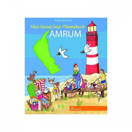 Amrum Mein kleines Insel-Wimmelbuch Öko Pappe | Willegoos