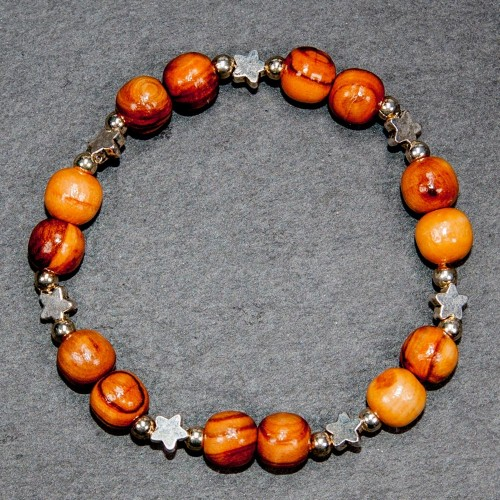 Olivenholz Armband V1 Natural Life » D.O.M.