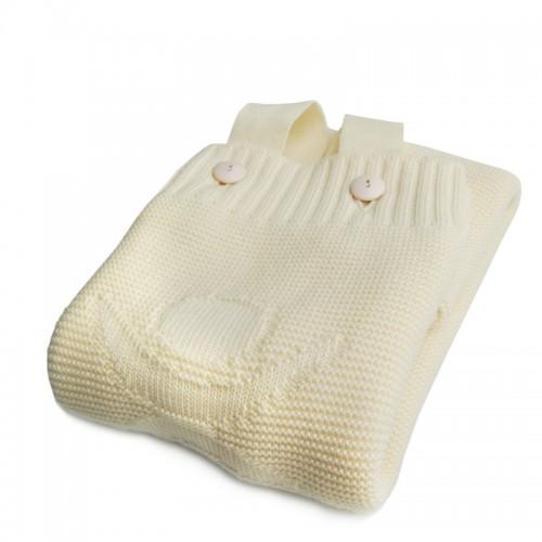Baby-Schlafsack aus Merinowolle nach ÖkoTex | Sonnenstrick