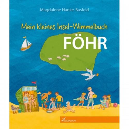 Öko Bilderbuch Mein kleines Insel-Wimmelbuch Föhr | Willegoos