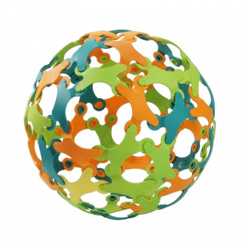 TicToys Binabo Ball 60 Chips in 4 Farben - Konstruktionsspiel