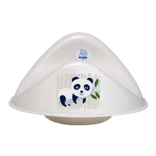 Bio-Line WC Sitz PANDA - Bioplastik | Rotho Babydesign