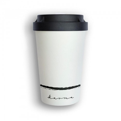 bico2go Bio Mehrweg Kaffeebecher to go Heybico Karma