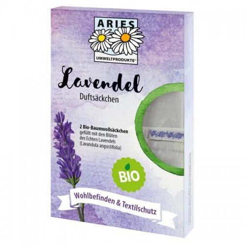 Aries Bio Lavendel Duftsäckchen - Textilschutz & Wohlbefinden