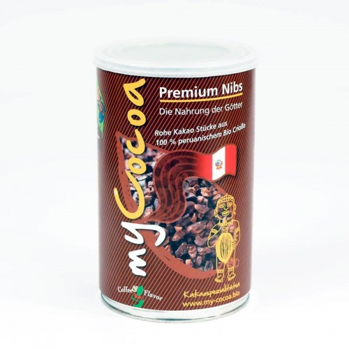 Bio Kakaonibs Criollo 250g | Coffee and Flavor