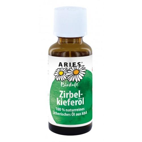 Aries Bio Zirbelkieferöl Öl - Bio Pinus Cembra Öl