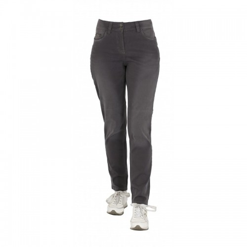 My bloomers Casual 5-Pocket-Hose, grau, Bio-Baumwolle