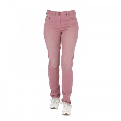 My bloomers 5-Pocket-Hose Straight, Rose, Bio-Baumwolle