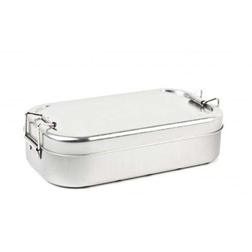 Plastikfreie Lunchbox SILBER CameleonPack | Tindobo