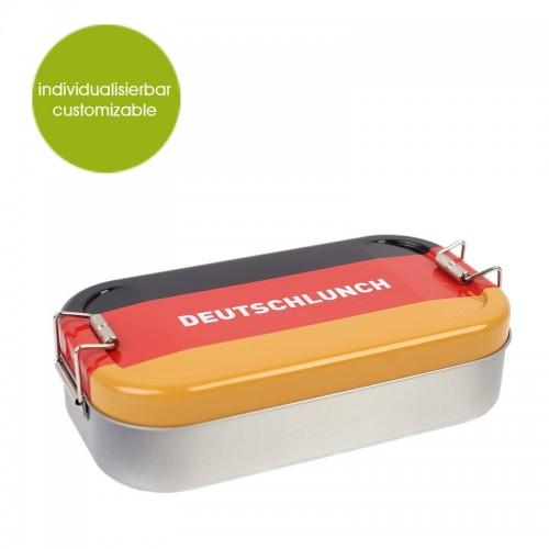 CameleonPack Lunchbox Deutschlunch - individualisierbar | Tindobo