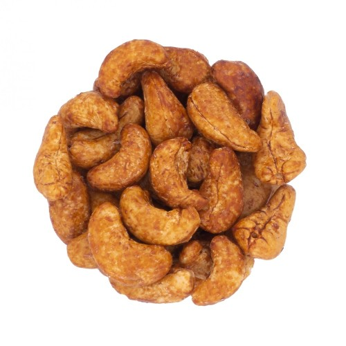 Bio Cashews Würzig 5kg Bulk Großgebinde | Landgarten