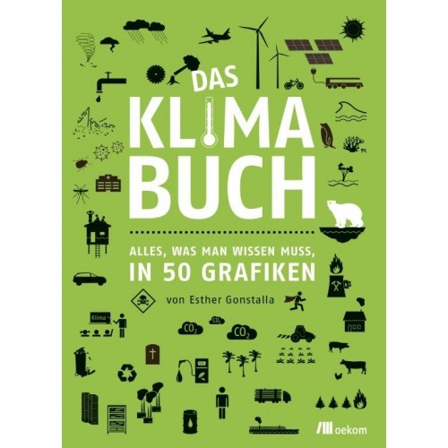 Das Klimabuch - mit Illustrationen | oekom Verlag