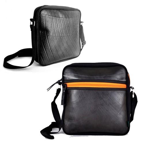 Ecowings Dawa vegan Leder Mini Messenger Bag