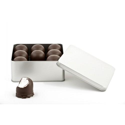 Klassische Lebensmitteldose aus Weißblech | Tindobo